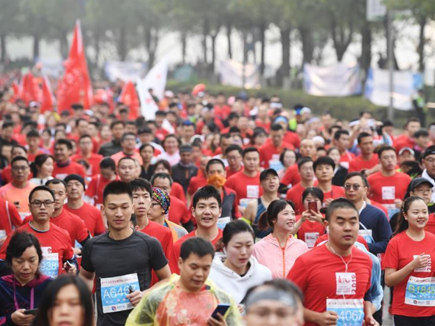 Kunming Plateau Half Marathon to kick off in March