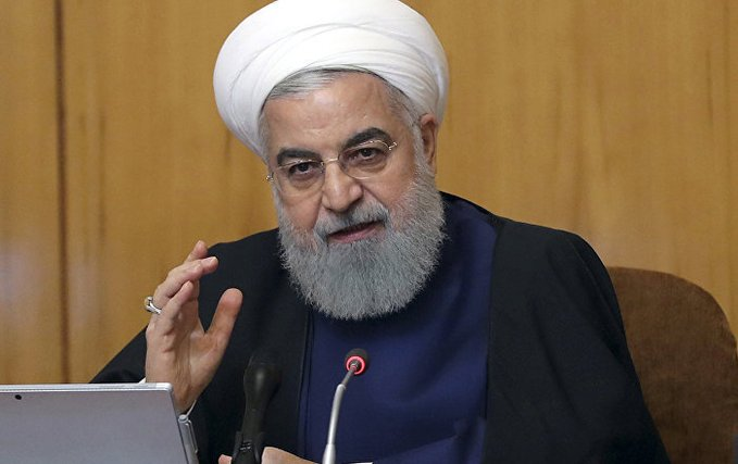 Rouhani reportedly calls deadly boeing 737 crash in Iran an 'unforgivable error'