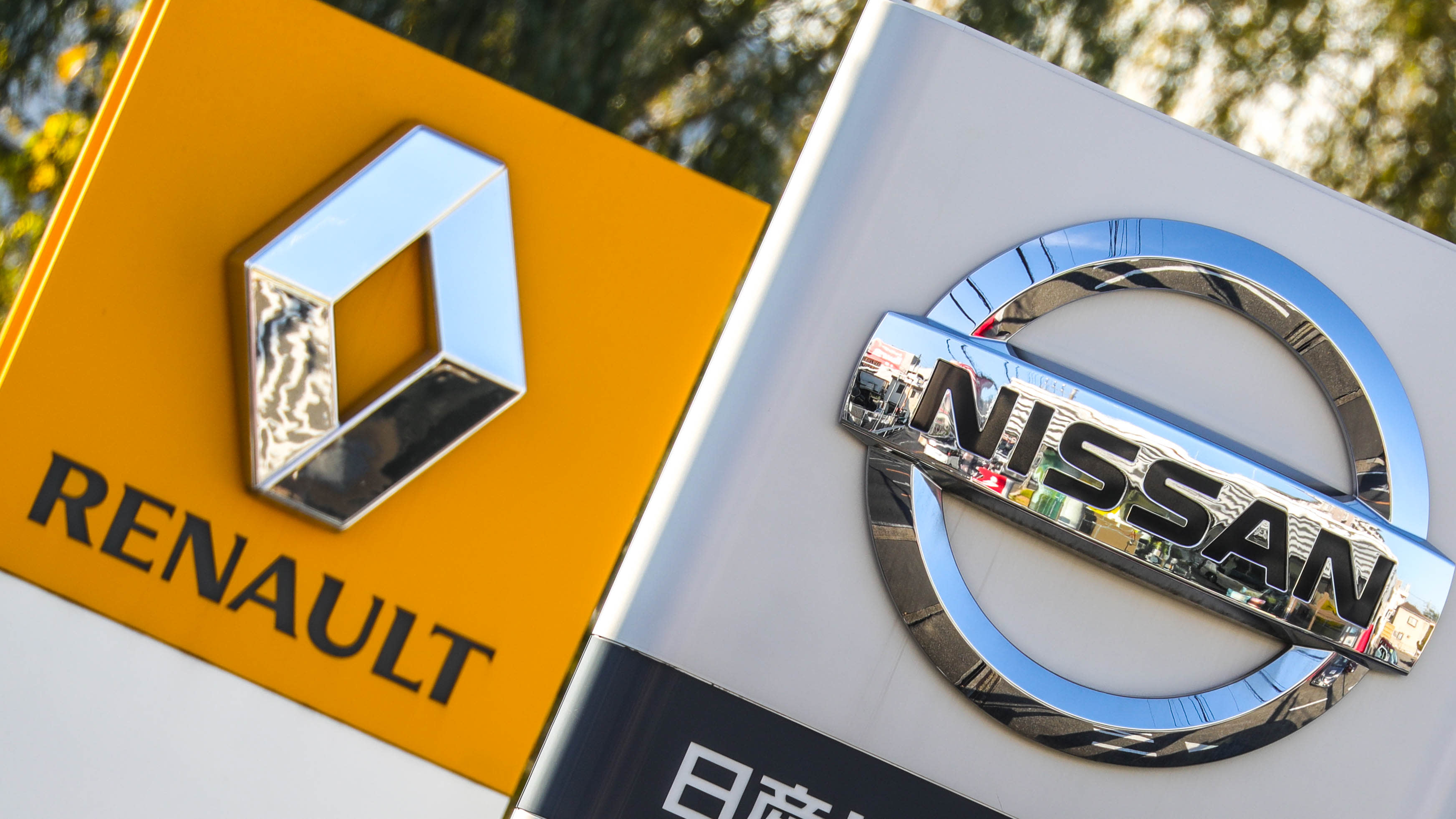 Renault-Nissan president denies reports of potential split