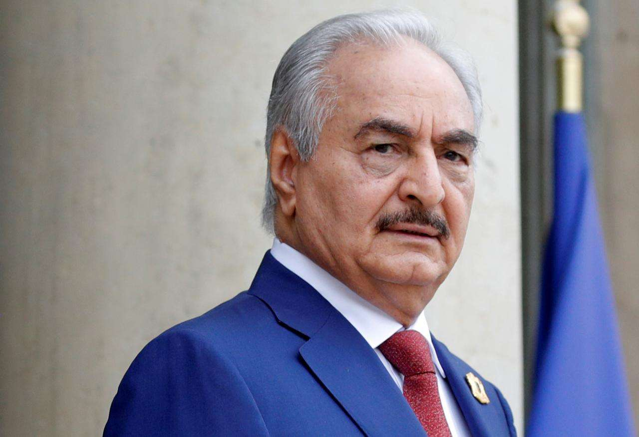 Libya's Haftar leaves Moscow without signing ceasefire deal: report