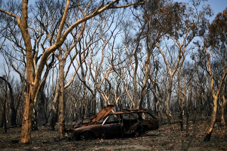 Australian 'megablaze' brought under control