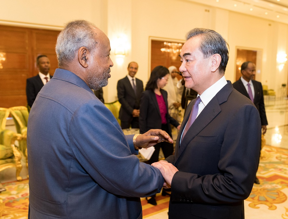 Africa agrees Taiwan part of China