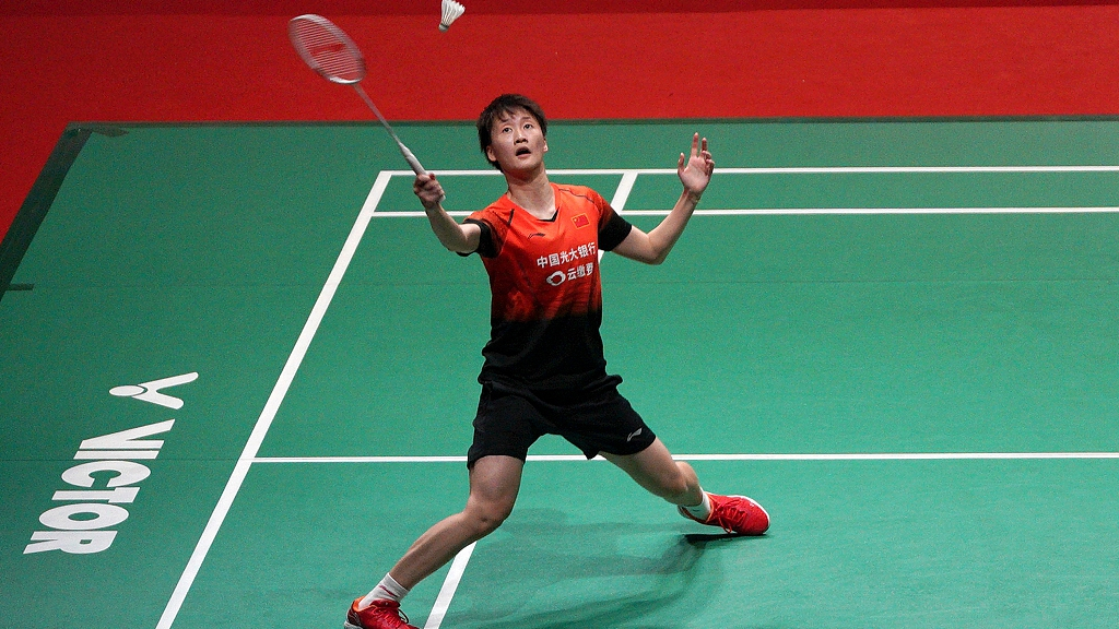 Chinese shuttlers bag three golds at Malaysia Masters