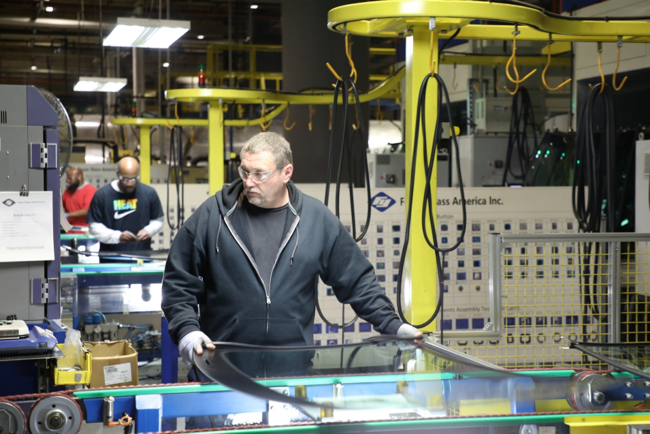 Fuyao invests $46 million to expand US plant