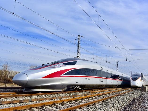 Beijing-Shanghai High-Speed Railway Co to go public on Thursday