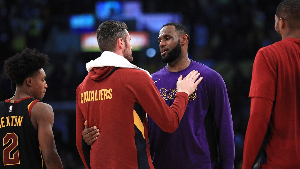 NBA highlights on Jan. 13: LeBron's 31 gets Lakers 9th straight win