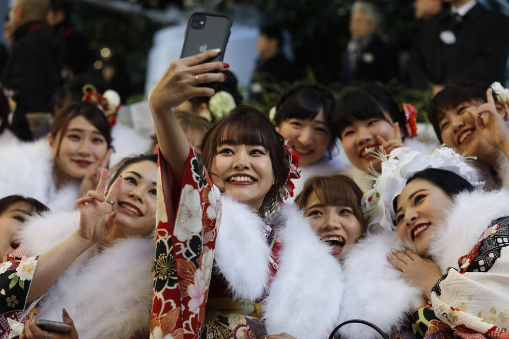 Japan honors young adults on Coming of Age Day
