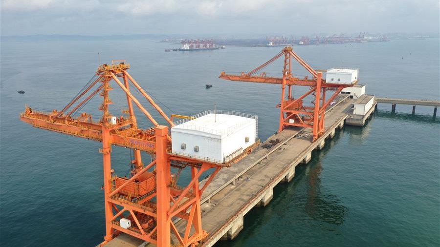 China's trade with BRI countries booms in 2019