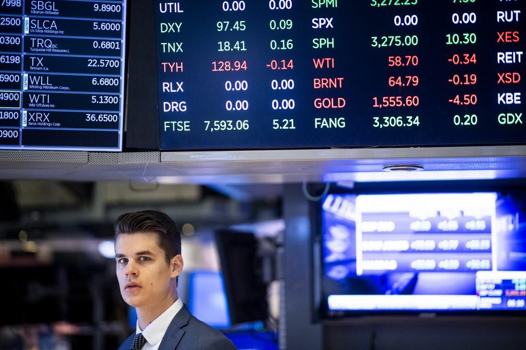 US stocks open little changed amid earnings, CPI data