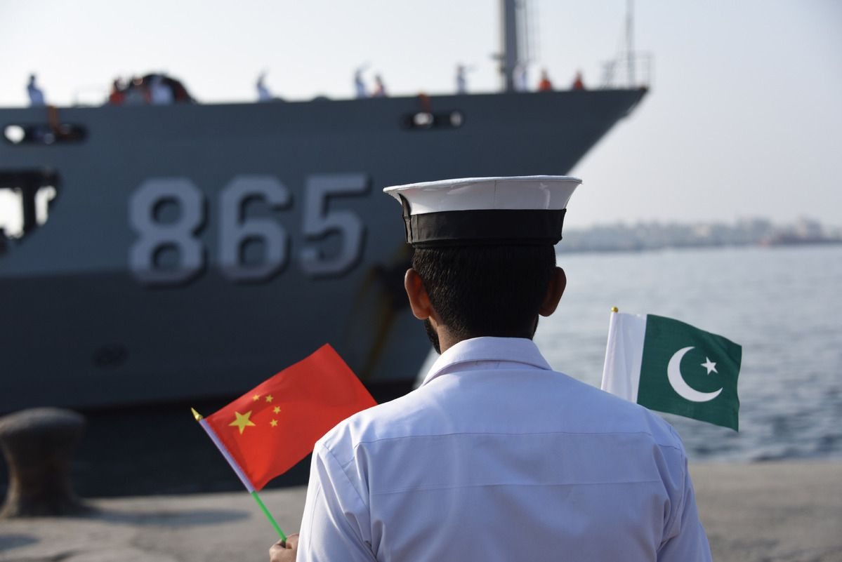 China, Pakistan share identical vision for peace