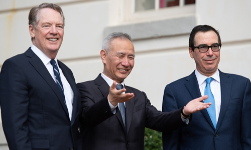 China-US trade deal to boost growth: experts