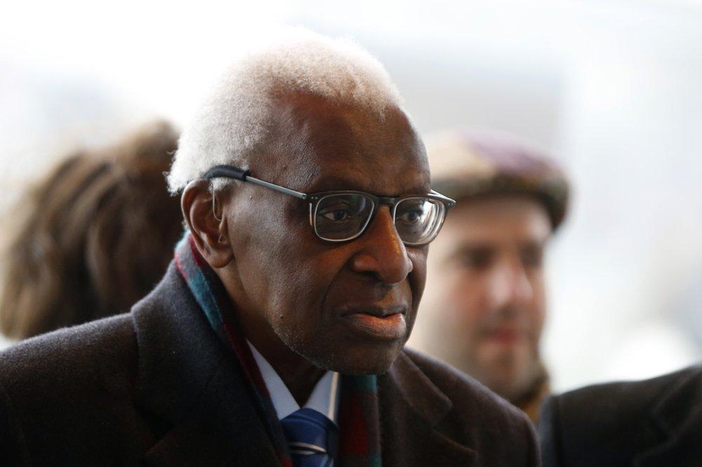 Former IAAF president's corruption trial opens in Paris
