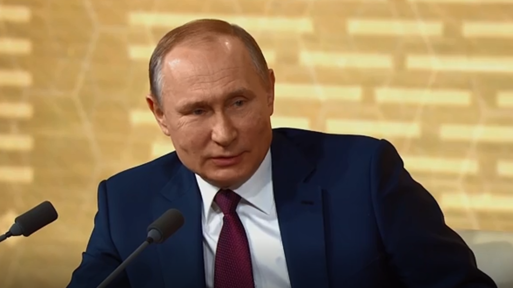 Putin says UNSC permanent members should assume responsibility for global security