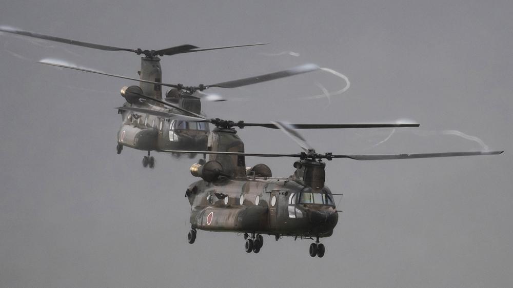 Japan sends planes, personnel to help fight Australia bushfires