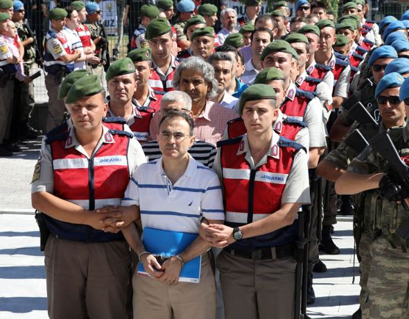 Turkish police detain 115 soldiers over 2016 failed coup