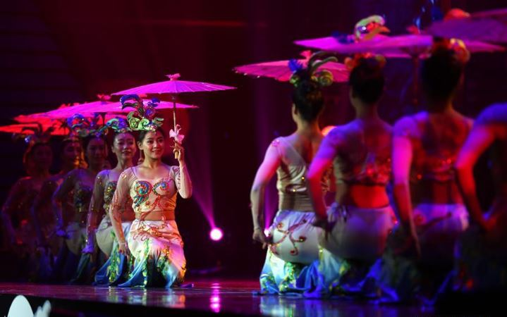China's Spring Festival gala to dazzle viewers with new technologies