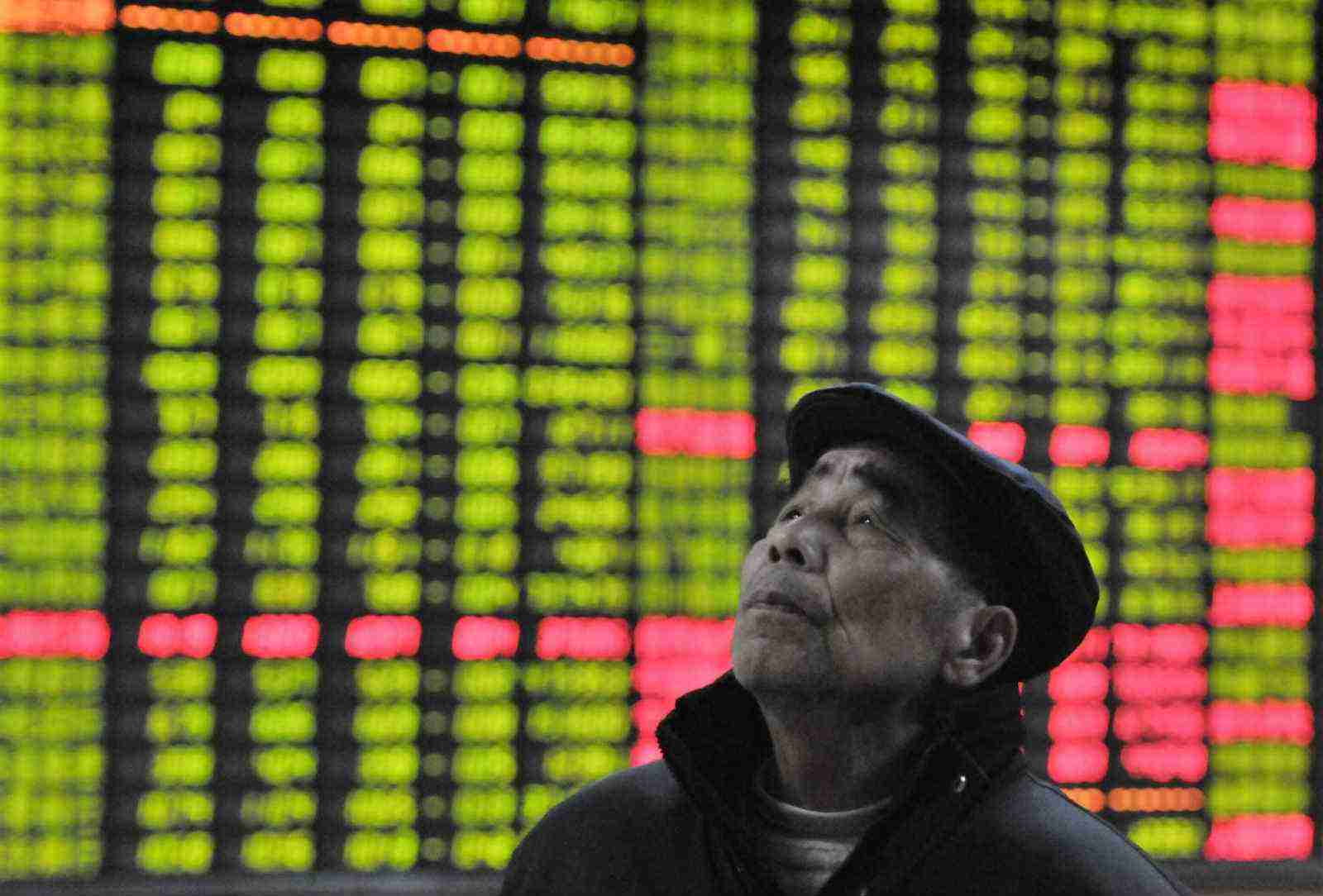 Chinese shares open lower Wednesday