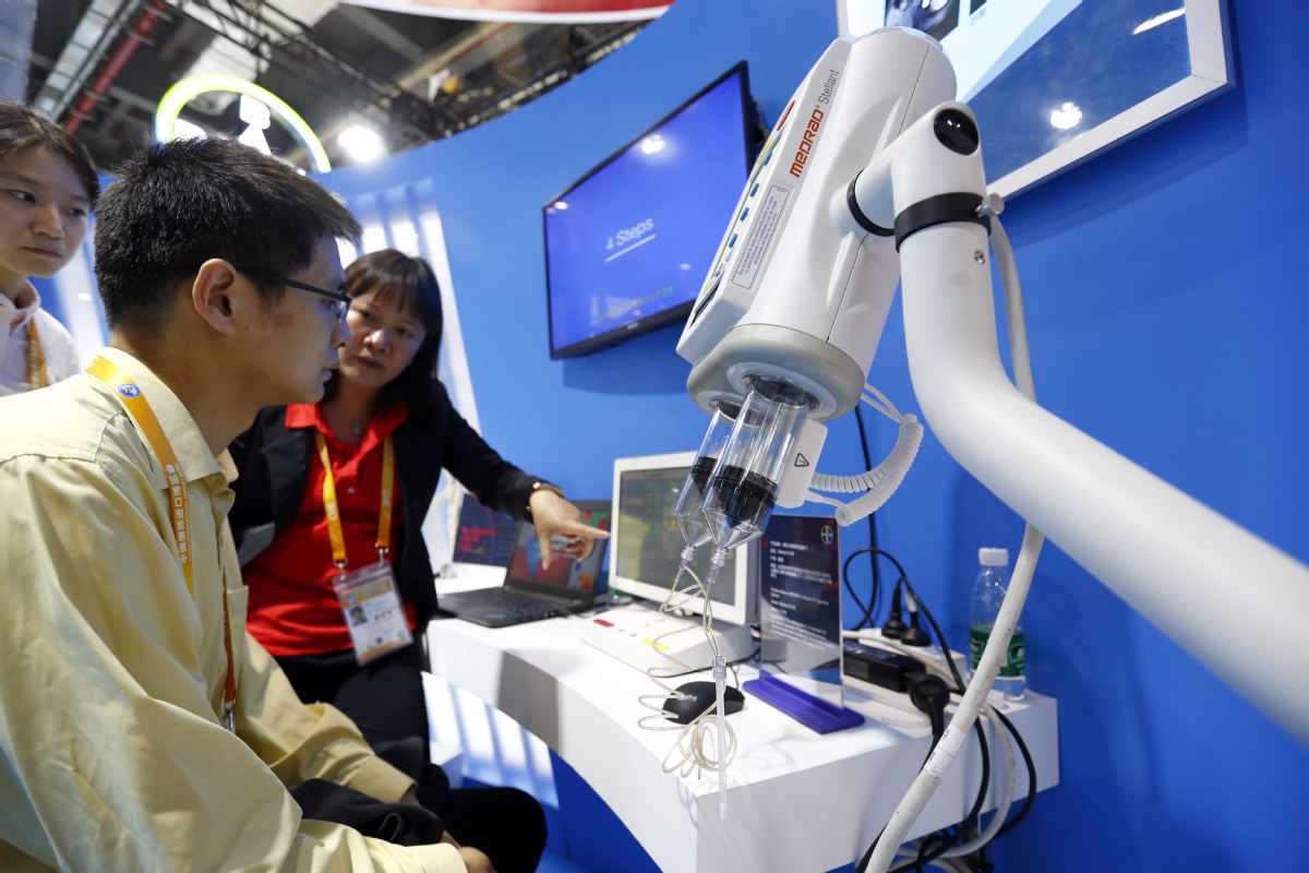 Shanghai mayor: City achieves progress in goal to become global science and tech hub
