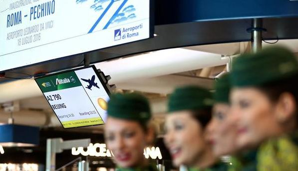 Flights cancelled due to Italy air traffic controller strike