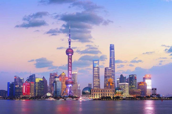Shanghai's GDP grows over 6 pct in 2019
