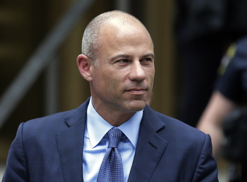 Avenatti arrested for new alleged crimes while on bail