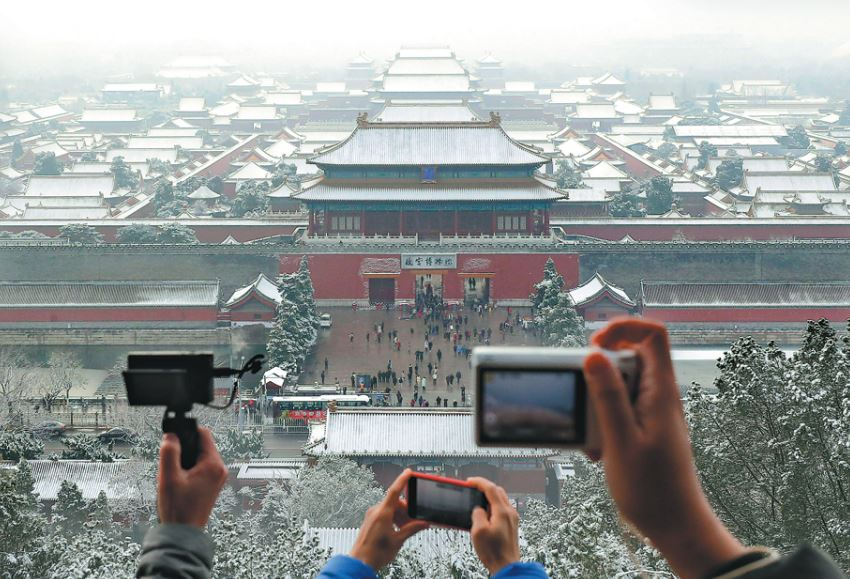 Cultural tourism booming in China