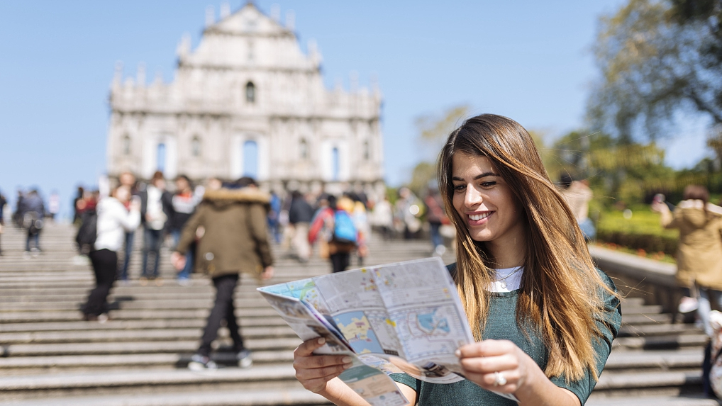 Macao records 39.4 million visitors in 2019, up 10 percent