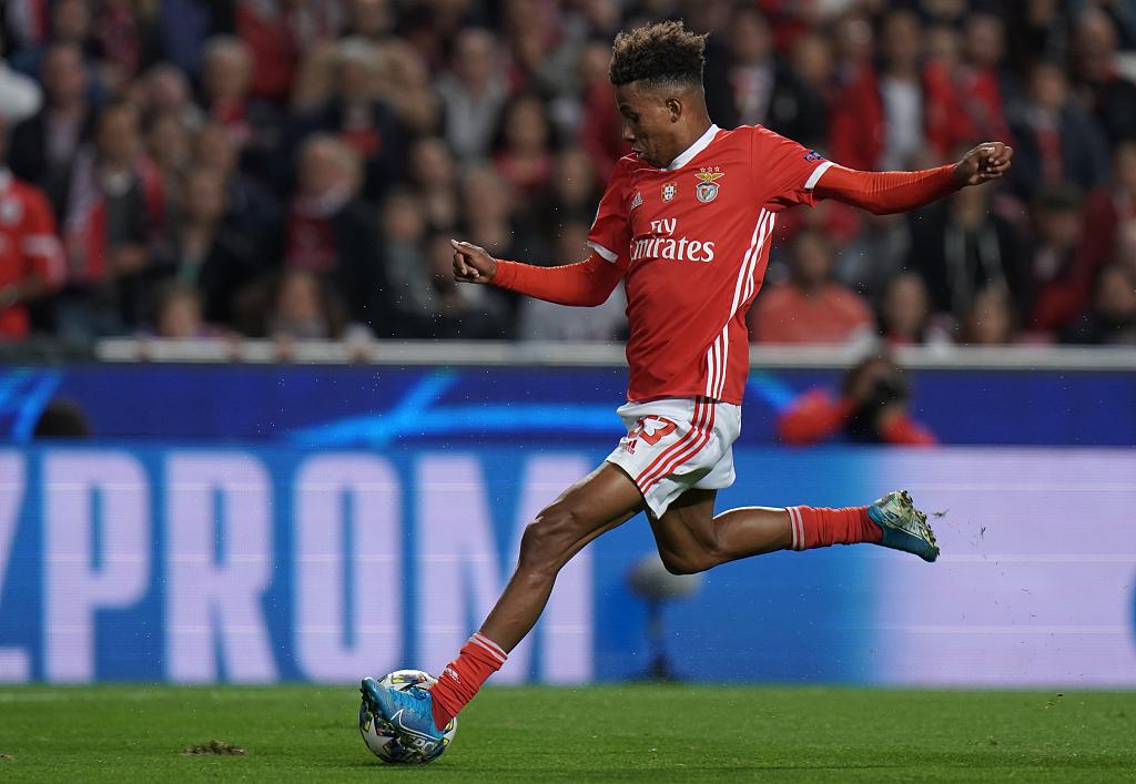 Tottenham sign Benfica star Gedson Fernandes on 18-month loan deal