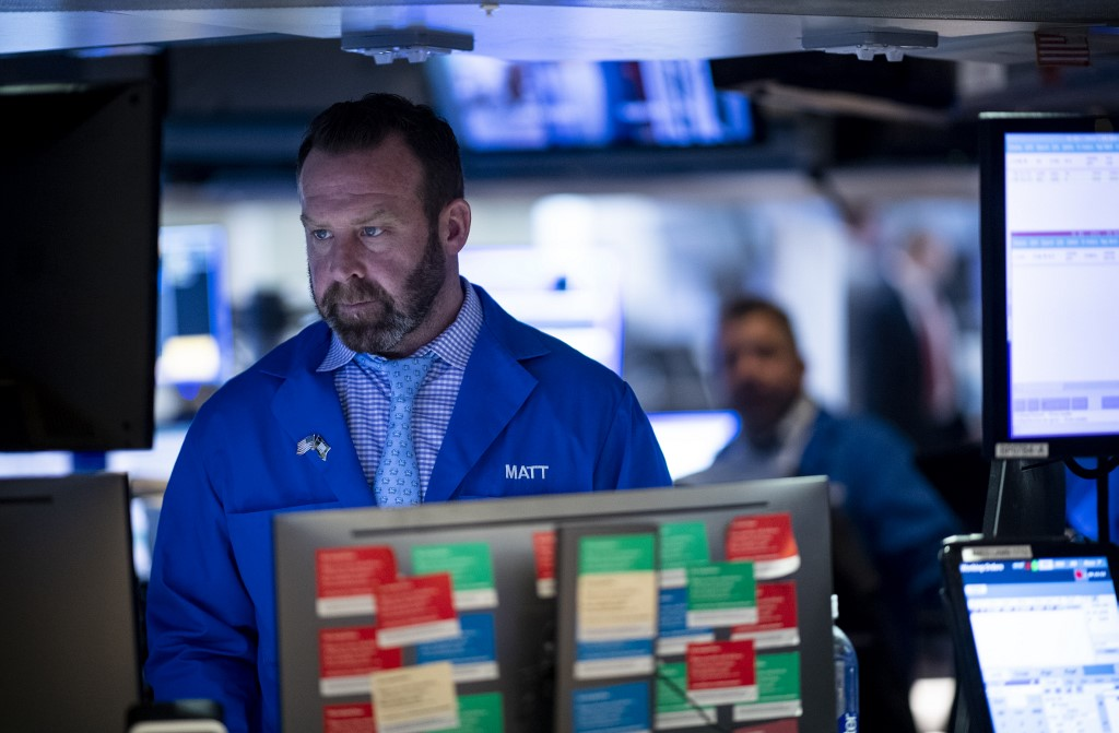 Dow, S&P 500 end at records as US and China sign long-awaited deal