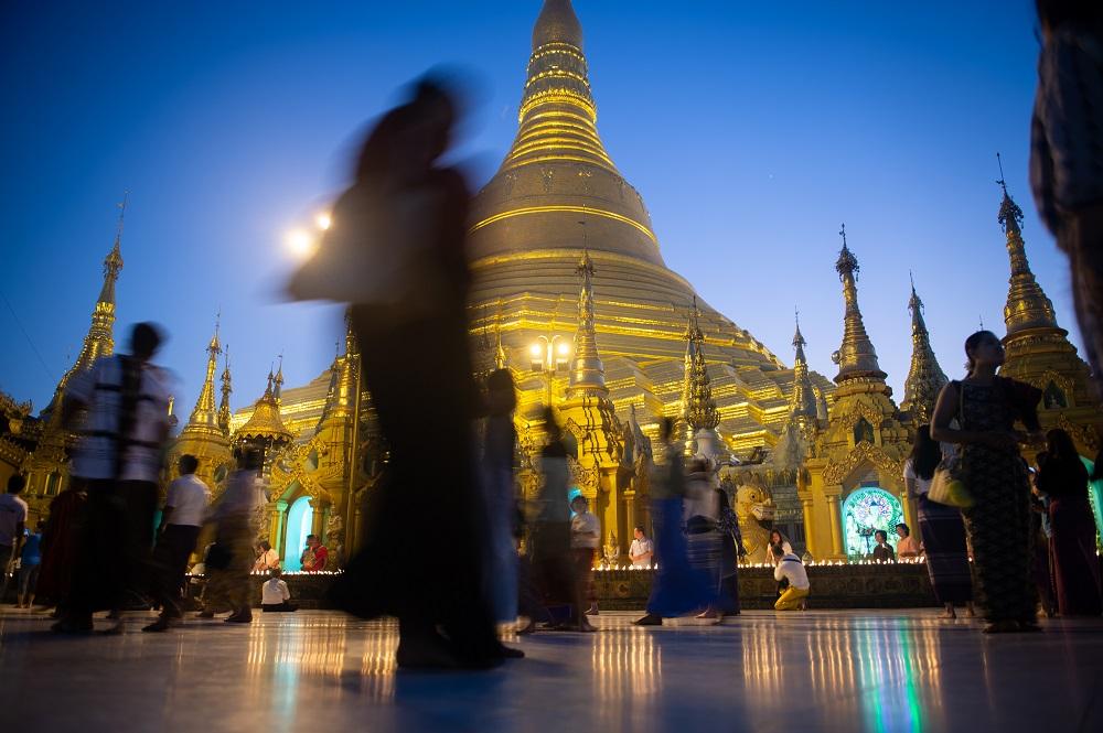 Asia Album: A day in Yangon