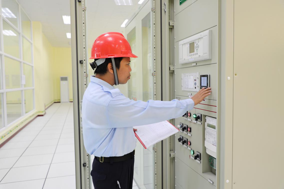 China helps Myanmar solve electricity shortage