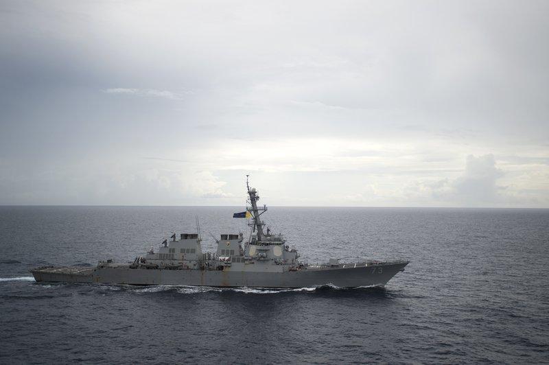US Navy removes commander of San Diego-based destroyer Decatur