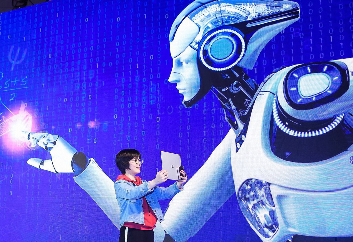 AI to take over all aspects of modern working life