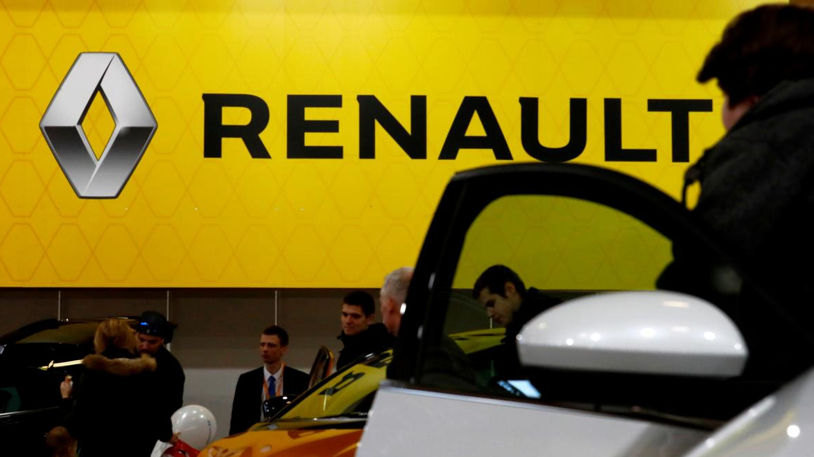 France's Renault reports decline in 2019 sales