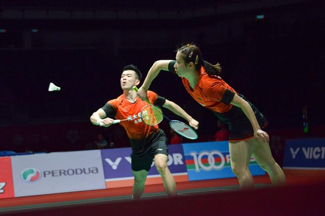 Chinese mixed doubles shuttlers move to Indonesia Masters' semifinals