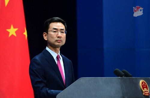 China willing to work with Russia's new administration: spokesperson