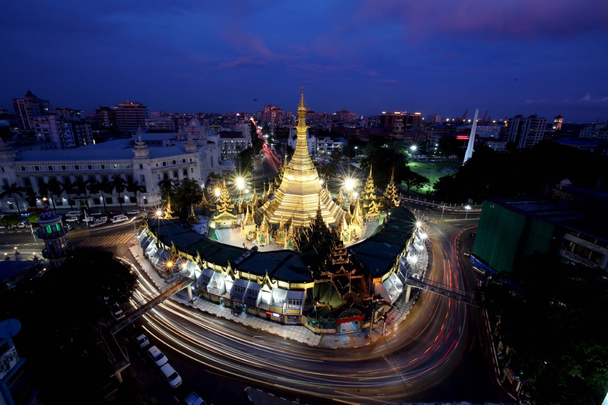 Myanmar sees more tourists from China