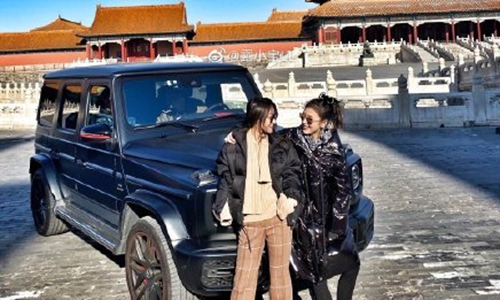 Palace Museum apologizes after car spotted in its restricted premises