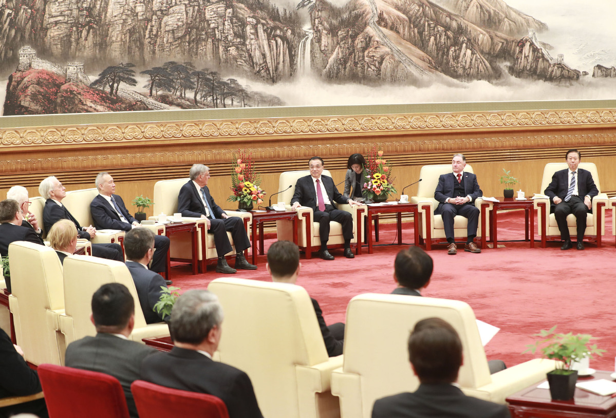 Premier: China has confidence in meeting economic challenges