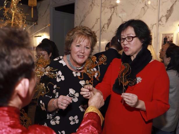 Taste of Chengdu event held in Dublin