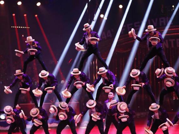 World's top circus event held in Monaco