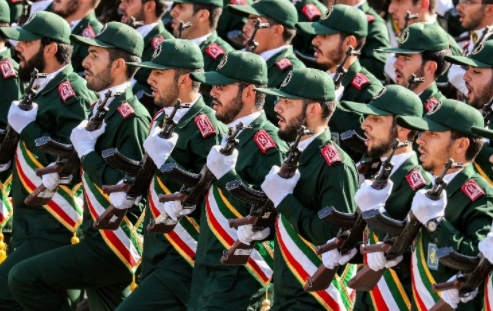 US imposes sanctions on Iran's IRGC general