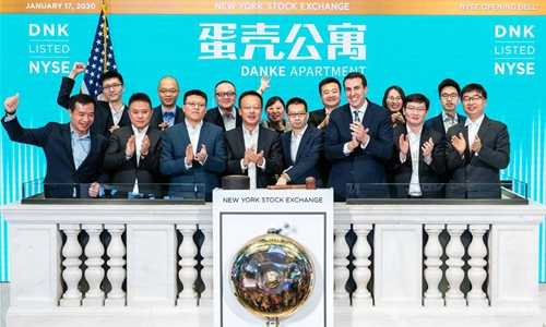 Chinese apartment rental platform Phoenix Tree Holdings makes NYSE debut