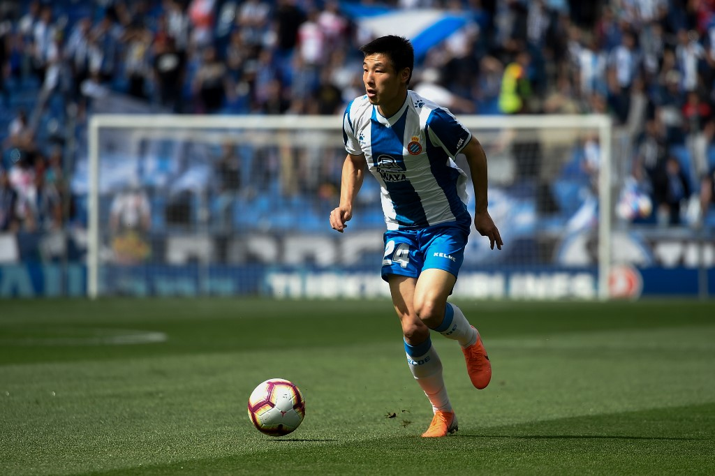 Wu Lei named Chinese Footballer of The Year
