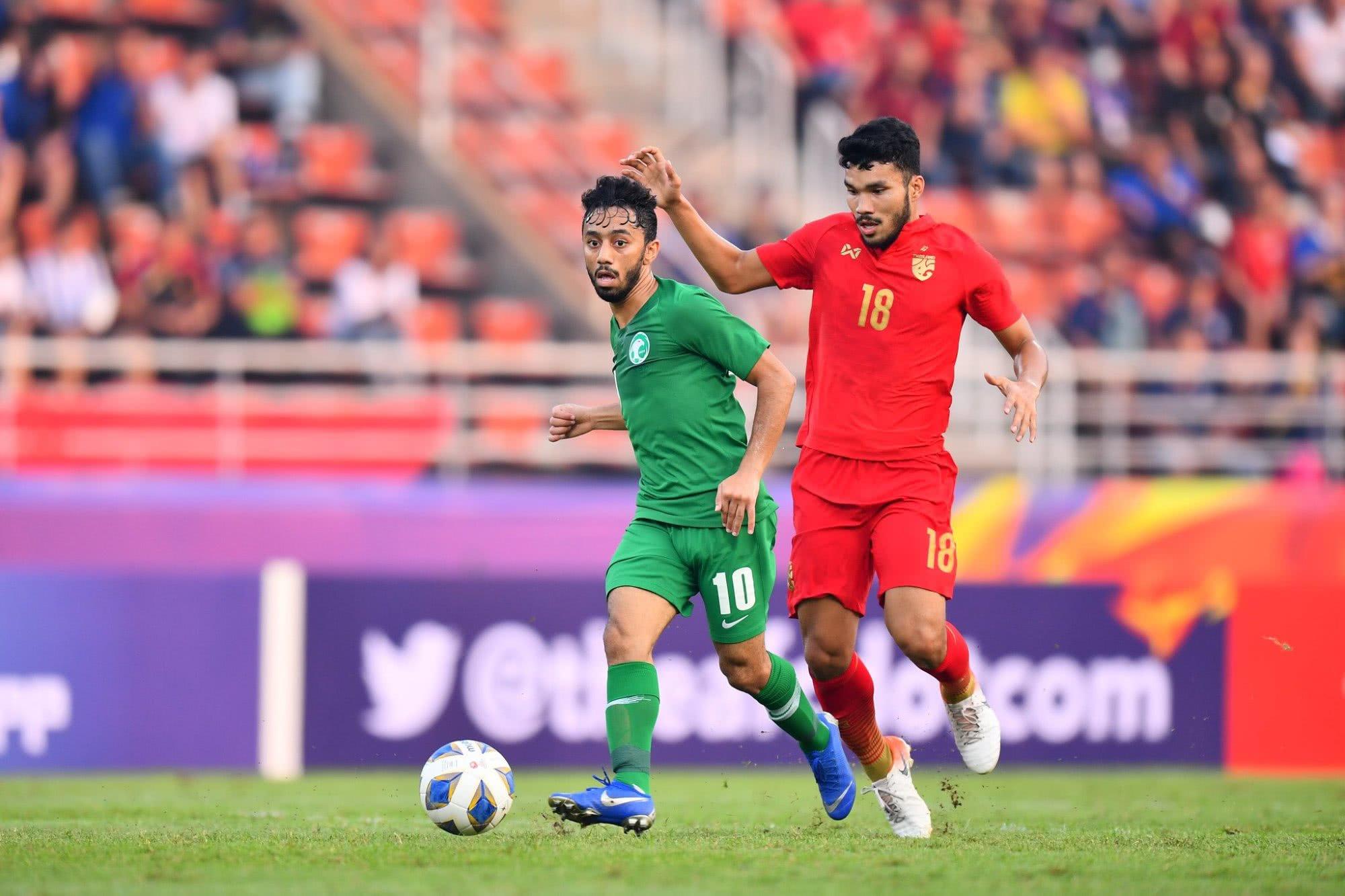 Saudi Arabia, Australia enter semis at AFC U23 Champs