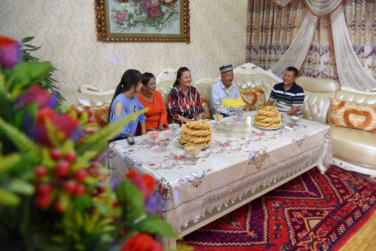 Urumqi's housing renovation benefits over 90,000 households