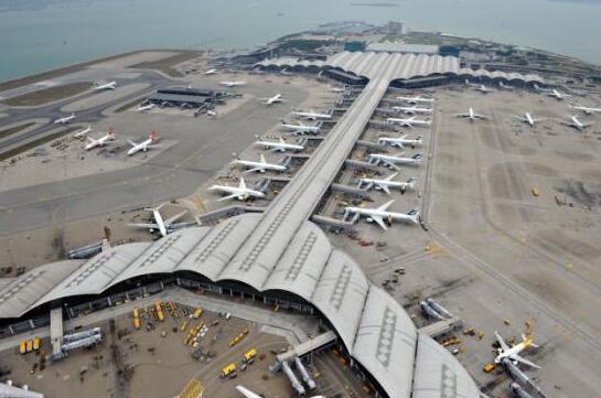 Hong Kong airport registers decline in passenger, cargo volume in restless 2019