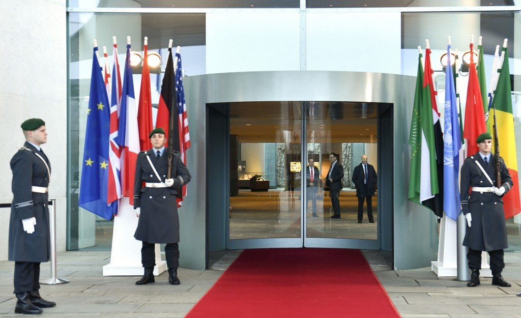 Libya summit calls for all parties to refrain from oil hostilities