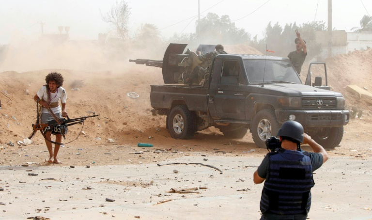 Libya oil exports blocked, raising stakes for Berlin peace summit