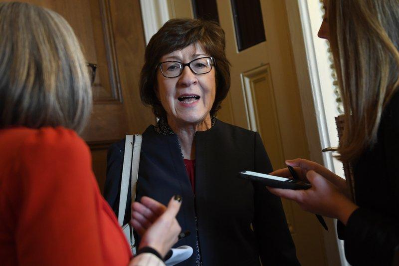 Impeachment lands Sen. Collins in familiar spot: crosshairs